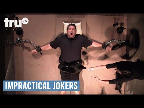 Impractical Jokers - Creepy Cat Attack (Punishment) | truTV