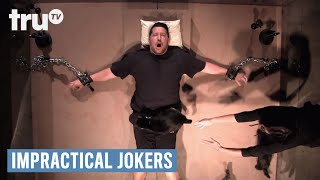 Impractical Jokers - Creepy Cat Attack (Punishment) | truTV