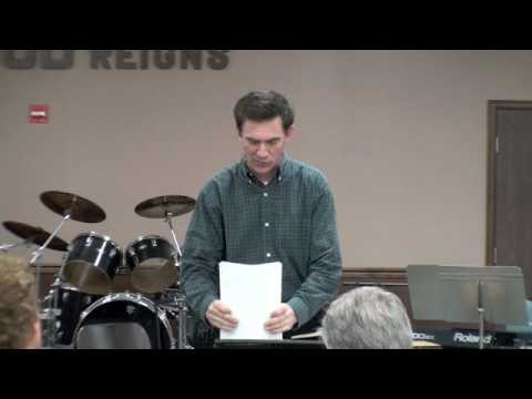 (2 of 7) Does the Bible Teach Once Saved, Always Saved? by Jon Rittenhouse