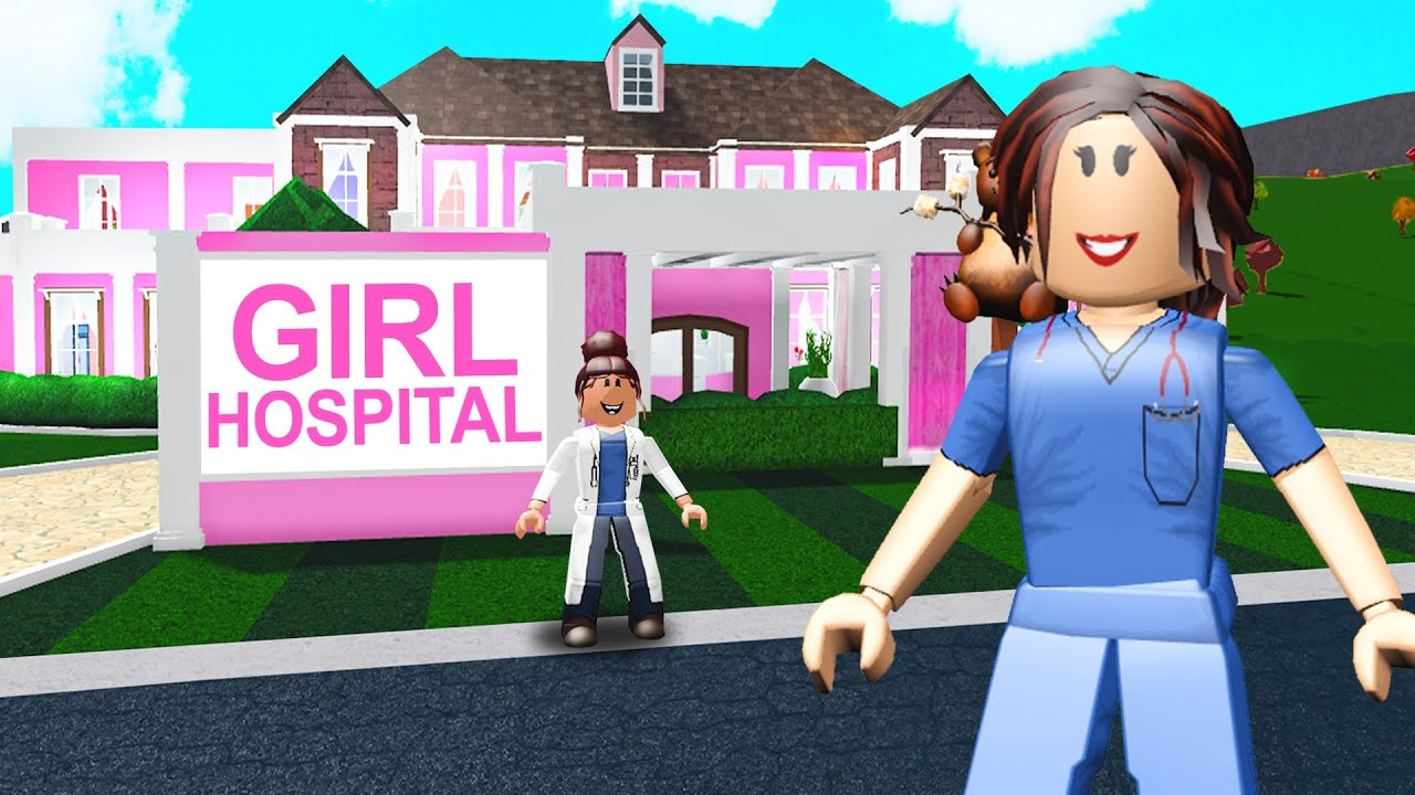 Roblox Youtube Girl I Worked At A Girls Only Hospital I Found Hurt Boys Trapped Roblox Youtube