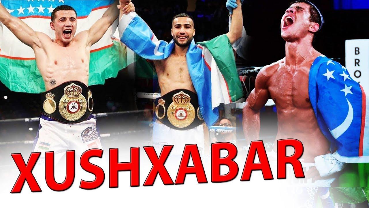 Xushxabar, O'zbekiston yilning eng yaxshi boks mamlakati deya tan olindi. MyTub