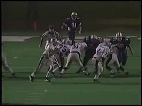 1997 IHSA Boys Football Class 3A Championship Game: Maple Park (Kaneland) Vs. Harrisburg