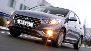 видео Hyundai показал обновленный Солярис