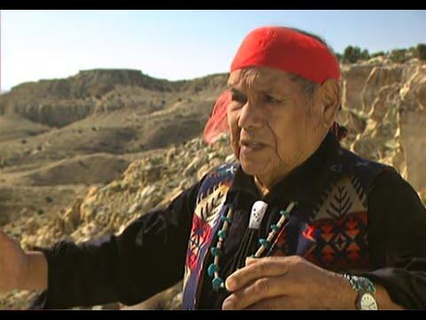 Hopi Messenger - Thomas Banyacya, Sr. (1909-1999)