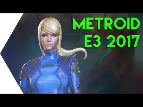 Metroid on Nintendo Switch? Reveal at E3 2017?