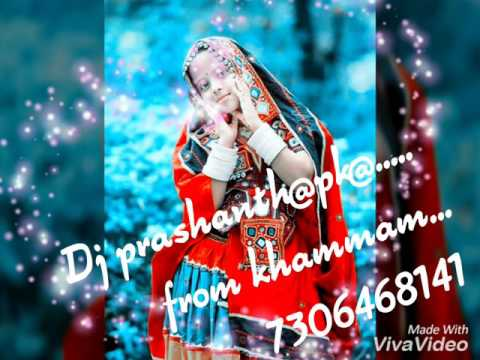 Dj prashanth@pk@  Sarala sonero Dall Latest banjara Mix by DJ prashanth from khammam In 7306468141
