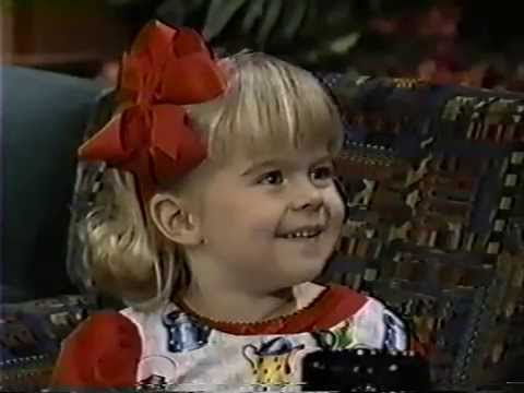 Emily Mae Young  1996 Tonight .age 6