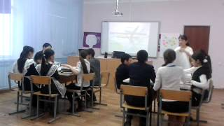 "Урок литературы на тему ""Слепой музыкант"" 8 класс"