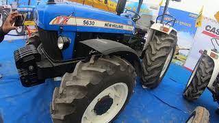 New holland 5630 4X4 tractor full feature & specification