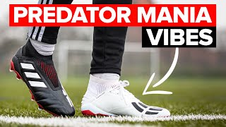 New adidas Predator Mania 19 - what's going on?