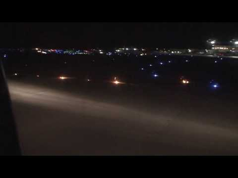 Delta Flight 455 Landing At Detroit Metro Airport Over 4 hours late