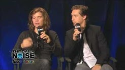 Hanson talking about their new album 'Shout It Out'