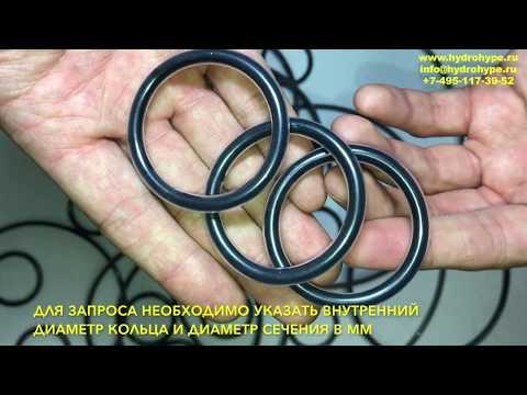 Капсулированные кольца во фторопластовой оболочке с резиновым сердечником (РФК)