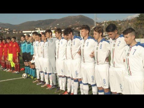 U17 Italia-Spagna 1-1: il match visto dalla Vivo Azzurro Cam