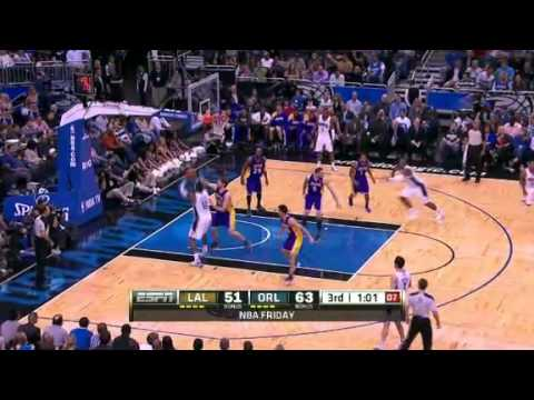 Lakers vs. Magic 80-92