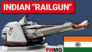 "🔴 EXCLUSIVE: ""INDIA"" had ""RAILGUN"" Since 1994!! (MUST WATCH)"