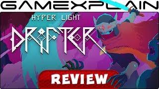 Hyper Light Drifter - REVIEW (Nintendo Switch)