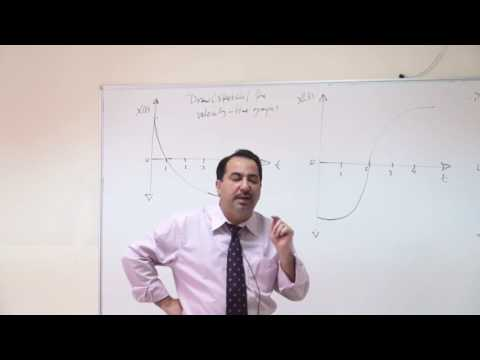 Lecture 5. Motion in one dimension ( Graphical representation and problems solving)
