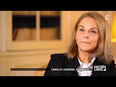 """Camille Laurens publie """"Celle que vous croyez"""" - Entrée libre"""