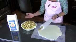 Silicone Baking Mat For Gluten-free Pie Crust