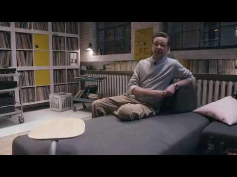 IKEA Behind the Scenes: Wohnzimmer für DJs