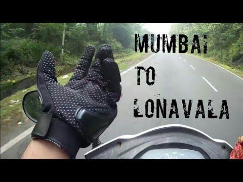Mumbai - Lonavala | My 1st Long Ride On Honda Activa..