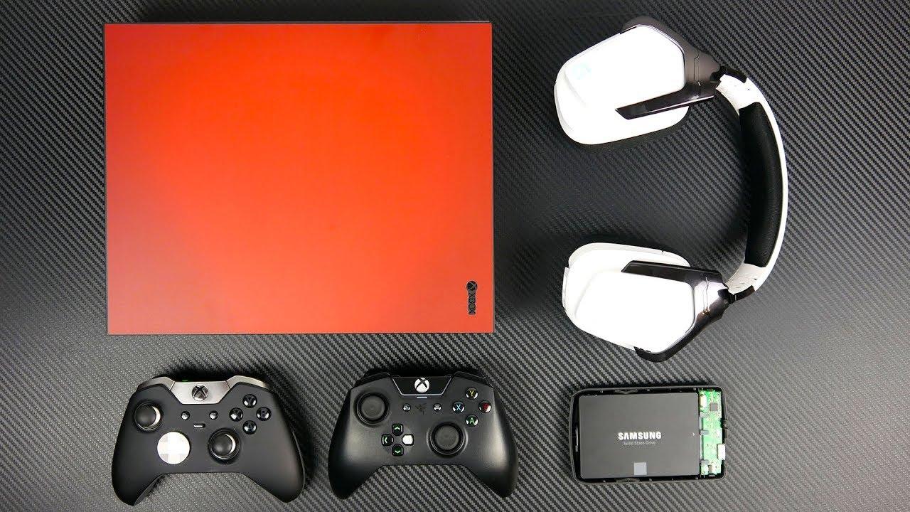 Ultimate Xbox ONE X Setup