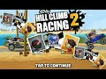 Hill Climb Racing 2 : Legendary Boss : Ninja and Daily Challenges hcr2