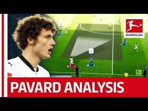 Benjamin Pavard - What Makes The World Cup Winner So Good?