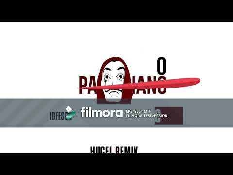 El Profesor - Bella Ciao (HUGEL Remix) (10 Hours version) (Lyric Video)