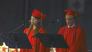 The Prayer at Mater Dei High School Graduation 2014