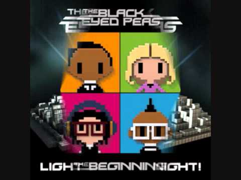 Black Eyed Peas - Light Up The Night With Lyrics