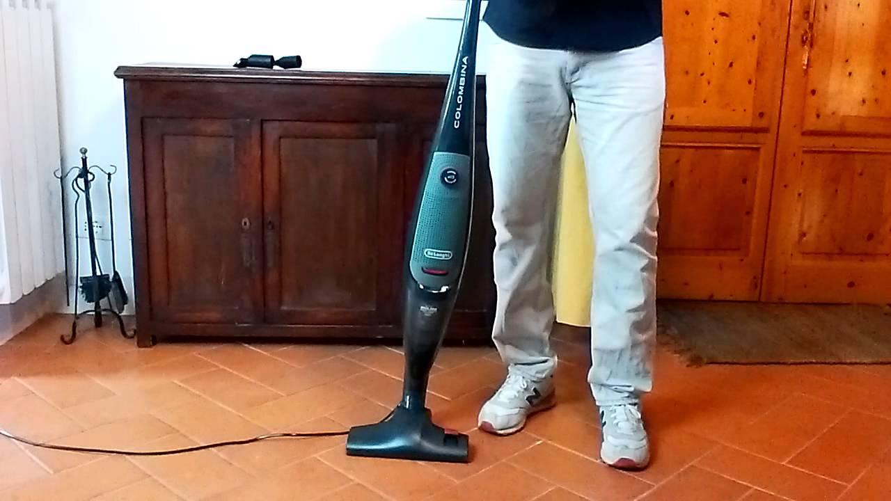 De Longhi Colombina Class XL125.21 Scopa Elettrica Senza Sacco