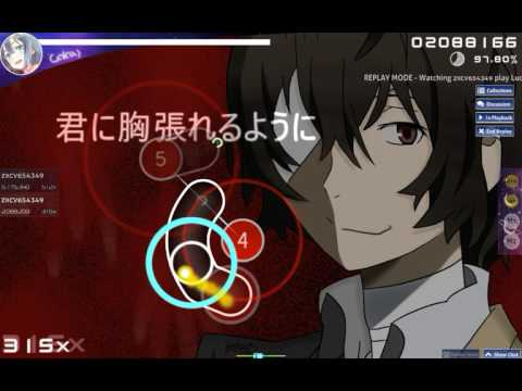 Osu!Bungou Stray Dogs - Ending 2 (The Hero's Journey)