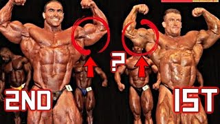 Top 5 Most Controversial Mr. Olympia Decisions