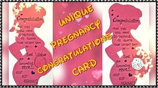 Diy : Gift For Pregnant Women, Friend, Sister, Wife | Baby Inside Mother Womb
