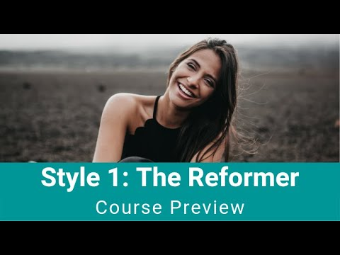 "Style 1 - ""The Reformer"""