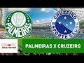 Jovem Pan registra pico de quase 40 mil simultâneos com Palmeiras e Cruzeiro no YouTube