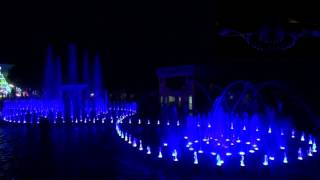 Vigan music fountain(chavit) - let it go