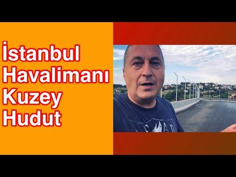 İstanbul Havalimanı Yasaklı Bölge | İST Kuzey Sınırı | Seyir Terası | Belgesel V