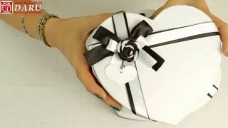 видео Изящная подарочная коробка