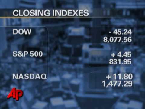 Jan. 23: Wall Street Off Earlier Lows on Tech