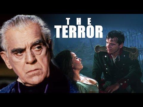 Hollywood Horror Film  The Terror 1963  Jack Nicholson  Sandra Knight  New English Full Movies