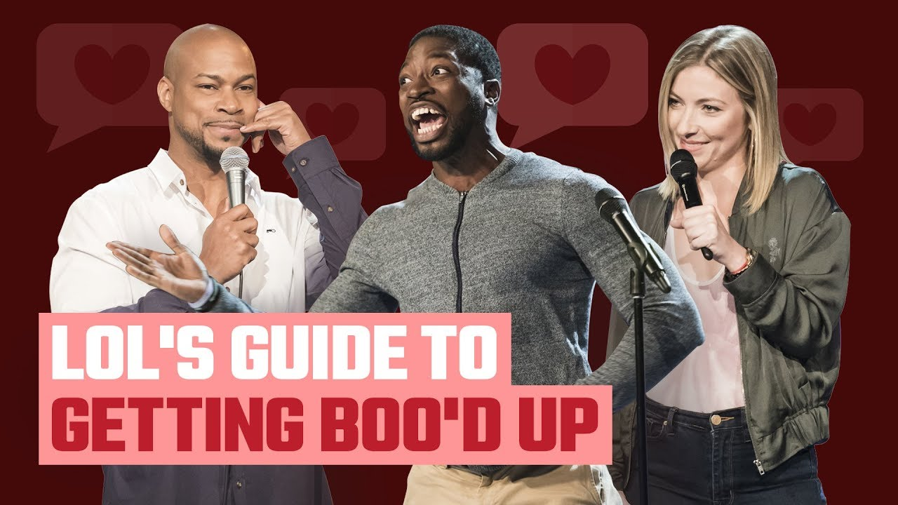 LOL's Guide To Getting Boo'd Up