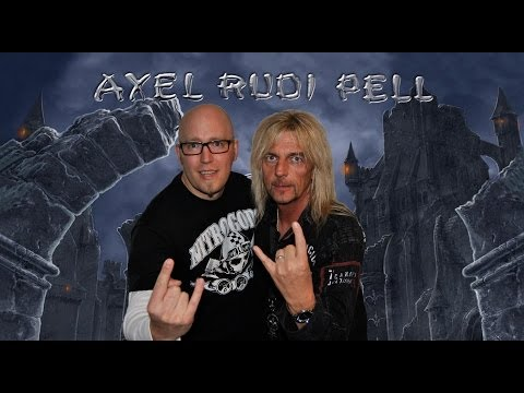 AXEL RUDI PELL  - Interview - Capitol, H   -  20.04.2012