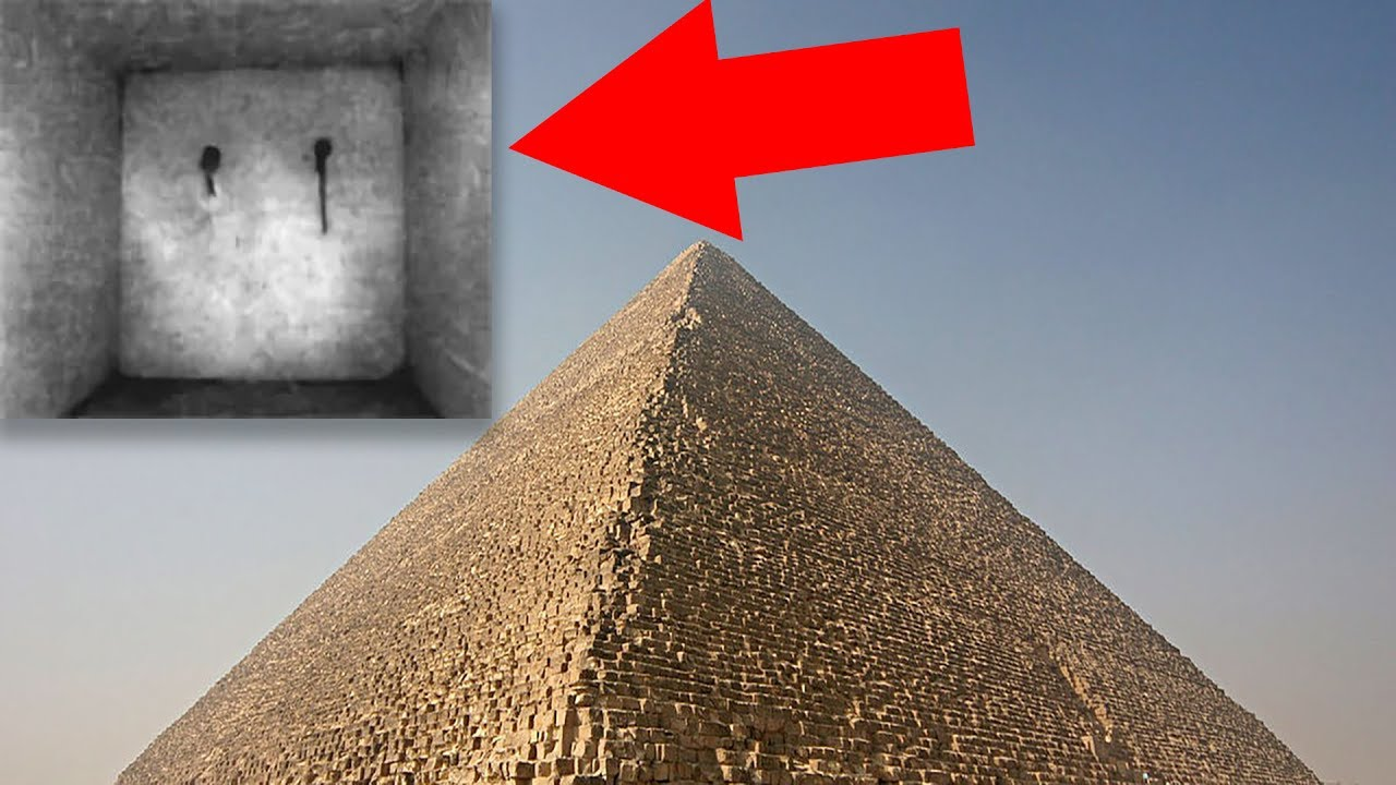 Факты про пирамиды, говорящие в пользу передовых технологий в древности