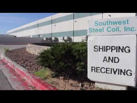 Shipping and Receiving Tour | Calstrip Industries, Inc.