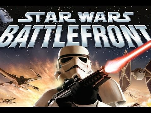 CGRundertow STAR WARS BATTLEFRONT for PlayStation 2 Video Game Review