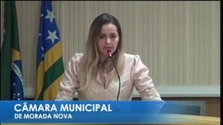 Raquel Girão pronunciamento 01 02 2017