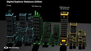 Digital Explorer Hololens V3